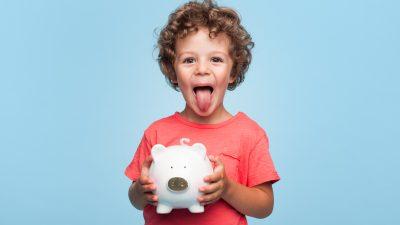 """Finanzexpertin: """"Die Mehrheit der 'Finanzausbildung' Ihrer Kinder muss von Ihnen kommen"""""""