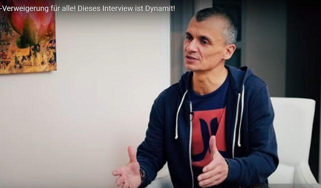 gez verweigerung f r alle ein interview wie dynamit. Black Bedroom Furniture Sets. Home Design Ideas