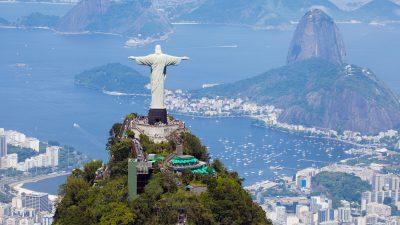 """""""Gott und Patriotismus haben unserer Nation die Freiheit zurückerkämpft"""" sagt Brasiliens Außenminister Araújo"""