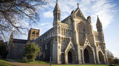 Hertfordshire und seine historischen Zeugen