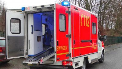 Mann in Hannover auf offener Straße niedergeschossen und schwer verletzt
