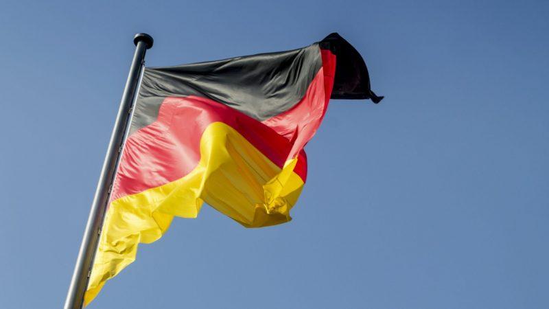 Reichsbürger flagge