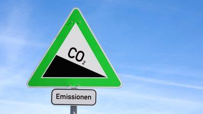 Deutliche Mehrheit der Bundesbürger für CO2-Steuer