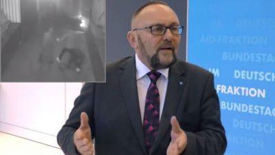 Manipuliertes Polizei-Video im Fall Magnitz? – Wie deutsche Medien linksextreme Gewalt relativieren