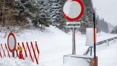 Drei deutsche Skiwanderer bei Lawinenabgang in Österreich ums Leben gekommen – Wetterlage angespannt