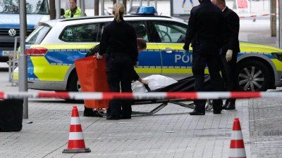 Erste Ergebnisse nach Angriff auf Frank Magnitz: Auf Video bisher kein Schlaggegenstand festgestellt