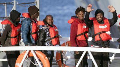 NGO fordert von Malta Migranten von Kreuzfahrtschiffen aufzunehmen
