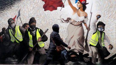 """""""CIA-Farbrevolution"""" oder """"russische Kommandoaktion""""? Verschwörungstheorien umranken Frankreichs Gelbwesten"""