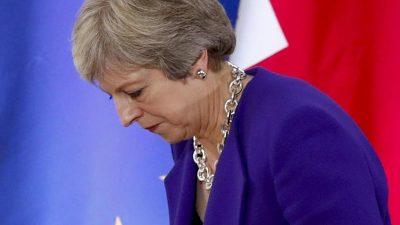 Wachsende Nervosität vor Parlamentsabstimmung über Brexit-Vertrag