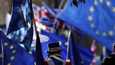 Britisches Parlament soll über Brexit-Abkommen abstimmen
