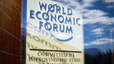 Davos: Alle reden vom Klima, Trump redet vom Freihandel – Iran sagt Teilnahme ab