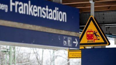 Zwei Jugendliche tödlich von S-Bahn überrollt: Polizei ermittelt gegen zwei 17-Jährige