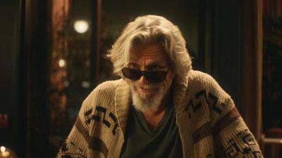"Jeff Bridges macht als ""Dude"" Bier-Werbung"