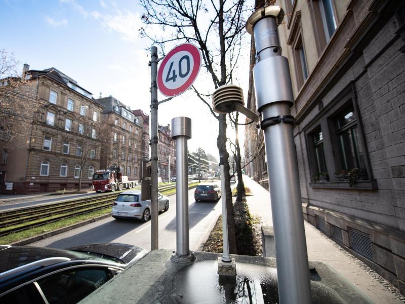 Stickoxid-Belastung: Mindestens 23 Städte oberhalb des von der EU vorgeschriebenen Grenzwerts