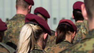 Debatte um Wehrpflicht geht weiter: Evangelischer Militärbischof will Dienstpflicht auch für Frauen