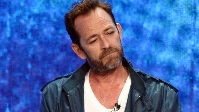 """Beverly Hills, 90210"": US-Schauspieler Luke Perry erleidet schweren Schlaganfall"