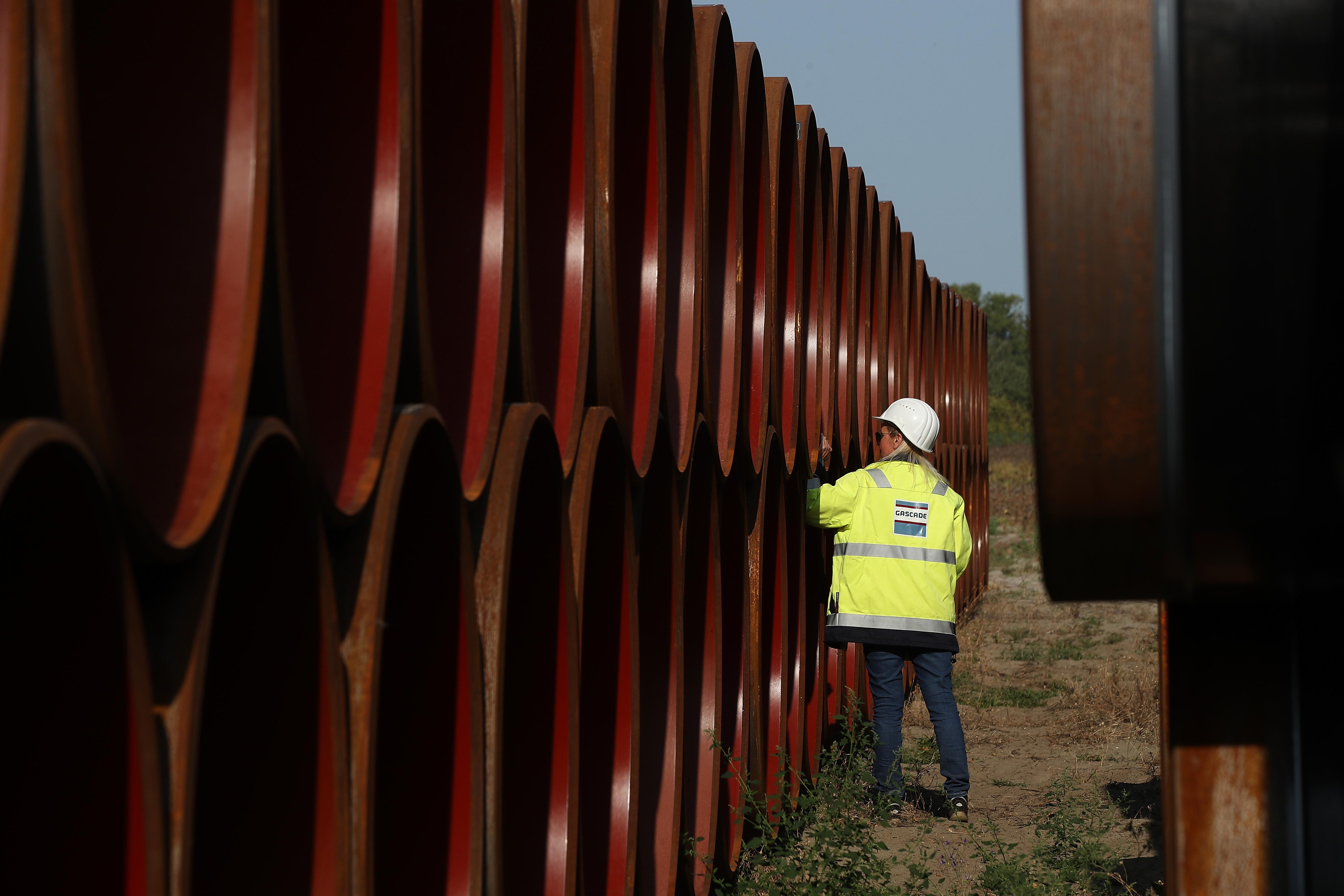 """""""Konstruktive Lösung"""": Maas begrüßt Einigung mit USA zu Nord Stream 2"""