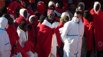 Europarat äußert sich alarmiert über Zustände in griechischen Flüchtlingslagern