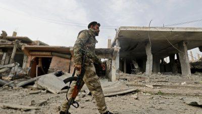 US-geführte Anti-IS-Koalition setzt Einsatz im Irak aus – Soleimani stand auf der Terrorliste der EU