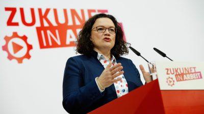 Reaktionen zur Impf-Pflicht: Nahles und Kramp-Karrenbauer unterstützen Spahns Gesetzentwurf
