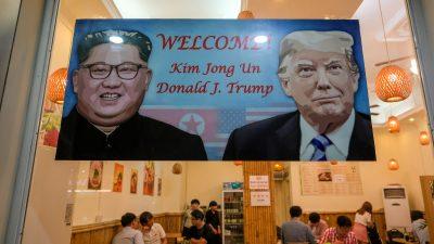 So spekulieren Experten über Trump-Kim-Gipfel: Was uns erwartet
