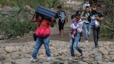 """""""Venezuela Aid Live"""" brachte 2,5 Millionen Dollar für Hilfsbedürftige ein"""