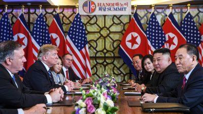 Ist der zweite Gipfel Trump-Kim gescheitert, oder ist alles ganz anders?