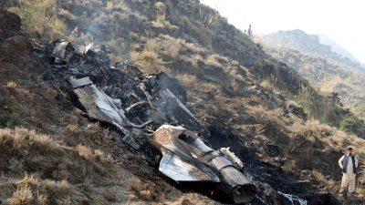 Pakistan rüstet auf – China liefert: Chinesischer Pannen-Kampfjet in Mastung abgestürzt