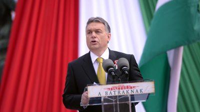 Orban: EU soll Iran-Politik jener von USA und Israel annähern – Ungarische Truppen bleiben im Irak