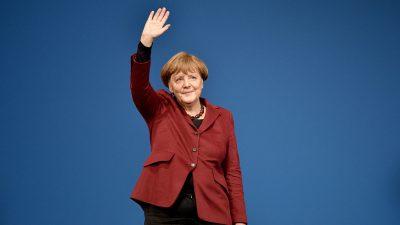 """""""Sehr authentisch"""": Vogue-Chefredakteurin lobt Angela Merkels Stil"""