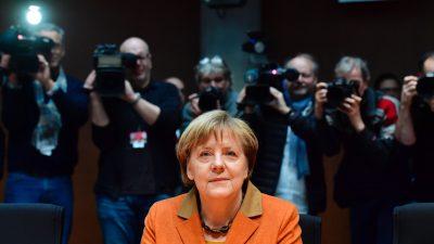"""""""Ein klares Nein"""": Kanzlerin Merkel dementiert Gerüchte über Rücktritt"""