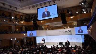 """Münchner Sicherheitskonferenz 2020: Wenn die """"Westlosigkeit"""" zur großen Sorge wird"""