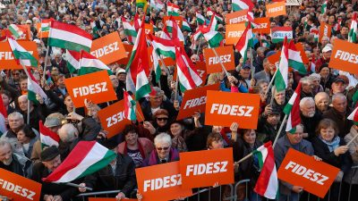 EVP-Verbleib von Fidesz: Weber stellt Bedingungen