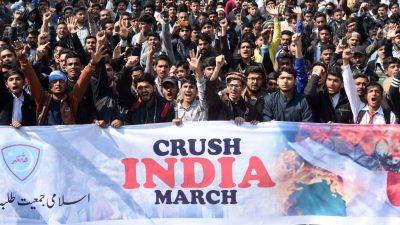 """Terrorexperte Shams ul-Haq: """"Indien und Pakistan müssen Besonnenheit wahren – sonst wird Kaschmir zum zweiten Jemen"""""""
