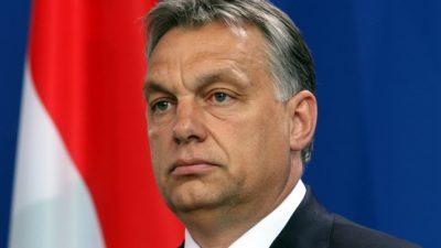 EU-Kommission geht nach Orbans Plakatkampagne in die Gegenoffensive