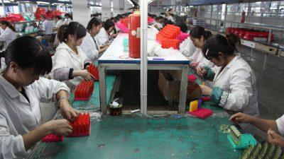 Ein bitteres neues Jahr in China: Entlassungswelle rollt