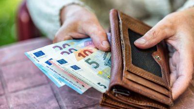 Die Grundrente soll beschlossen werden – Doch wie sie finanziert wird ist fraglich