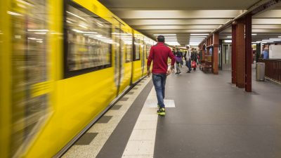 Freitags-Chaos in Berlin: Nur die S-Bahn wird fahren