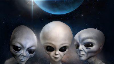 """Soziologie-Professor zu Bild: """"Aliens für Menschheit eine der 5 größten Gefahren"""""""