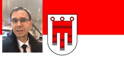 """Nach Dornbirner Beamten-Mord: Landeshauptmann Vorarlberg spricht von """"Messer-Attentat"""""""