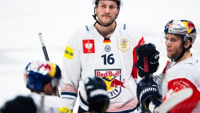 EHC Red Bull München unterliegt Frölunda in CHL mit 1:3