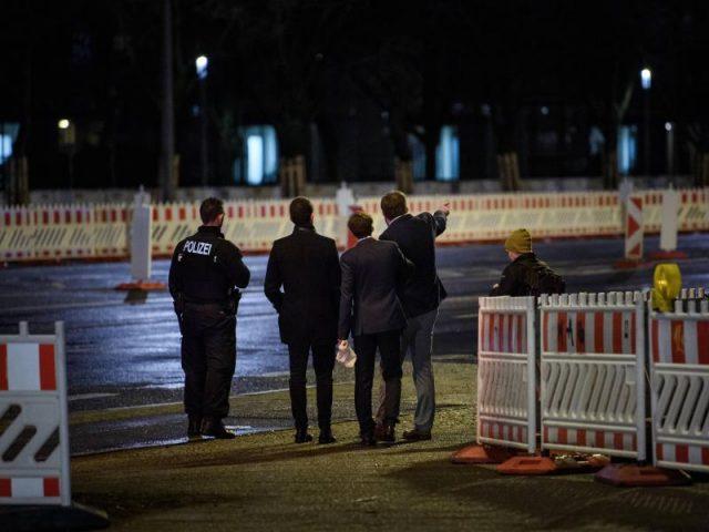 Überfall bei Berlinale Veranstaltung: Staatsschutz ermittelt