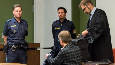 Zwei Frauen ermordet – Angeklagter muss in die Psychiatrie