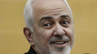 Kritik des Außenministers am eigenen Militär sorgt im Iran für Unruhe