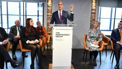 Protest gegen Corbyn: Sieben Abgeordnete verlassen Partei