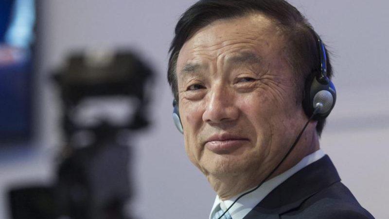 Huawei-Chef Ren Zhengfei.