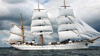 Gorch Fock in Museumsschiff umwandeln: Idee von Von der Leyen sorgt für Erstaunen
