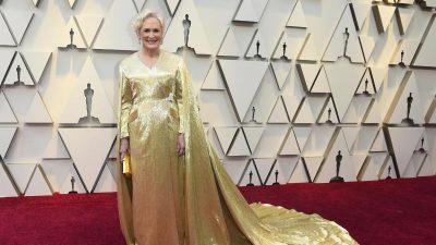 Modische Tops und Flops bei den Oscars
