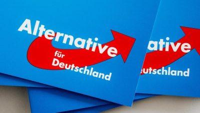 AfD scheitert mit Eilantrag zu Bundestagspräsidium