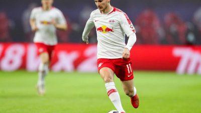 «Bild»:RBLeipzig will 60 Millionen Euro für Werner